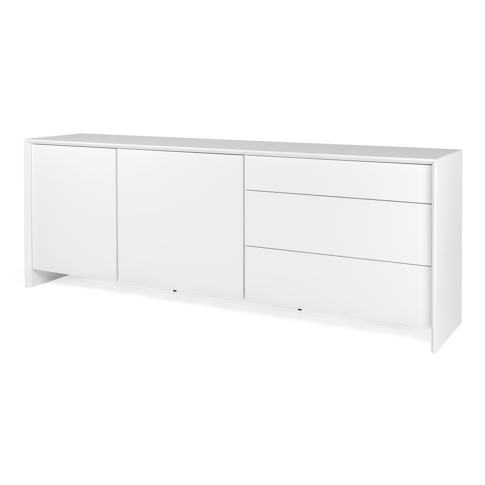 profil sideboard vit b 220 cm housebox. Black Bedroom Furniture Sets. Home Design Ideas